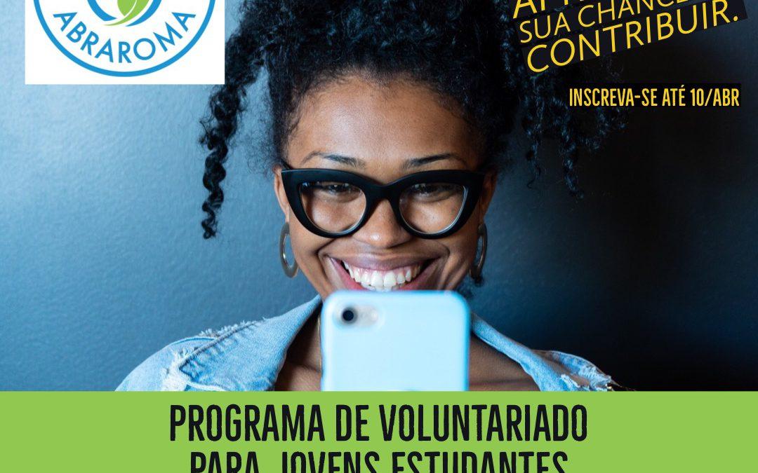 Programa de Voluntariado para Jovens Estudantes