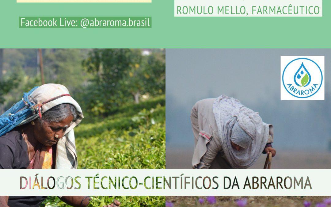 Sustentabilidade e Cultivo de Plantas Aromáticas