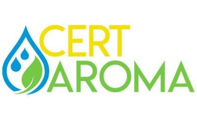 Primeiras certificações CertAroma