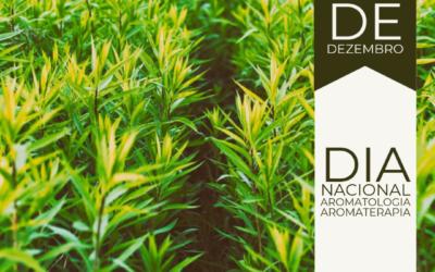 Dia Nacional da Aromaterapia