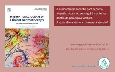 A qual demanda a aromaterapia atenderá?